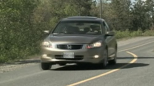 2008 Honda Accord EX-L Navi Video Review