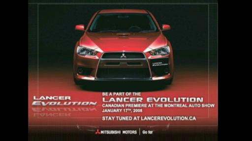 Montr�al Auto Show: Mitsubishi  Video
