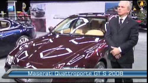 Live the unveilings of the 2008 Montreal Auto Show in video