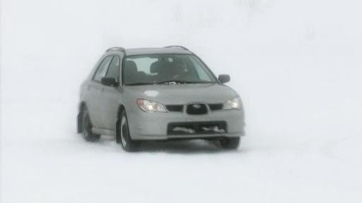 Winter driving course  Video