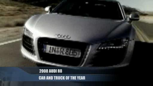 Toronto Auto Show: Audi R8 and Chevy Silverado win AJAC awards  Video