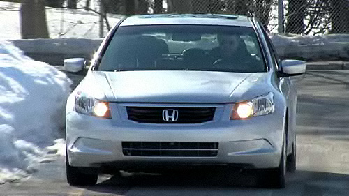 2008 Honda Accord EX-L Video Review