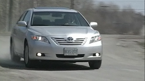 2009 Toyota Camry XLE V6 Video Review