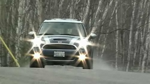 2008 Mini Cooper S Clubman Video Review