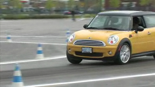 MINI Clubman Challenge Video