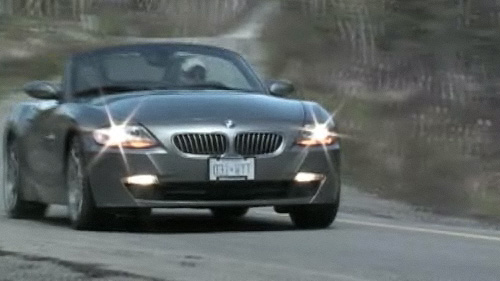 2008 BMW Z4 3.0si Video Review
