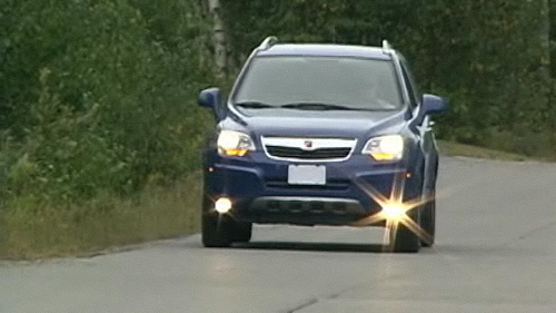2008 Saturn Vue XR AWD Video Review