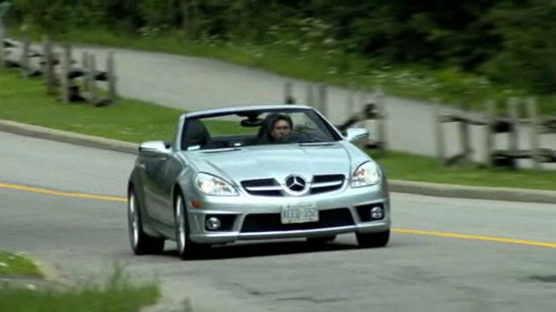 The 2009 Mercedes-Benz SL, SLK and CLS are now available Video