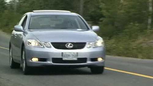 2008 Lexus GS 460 Video Review