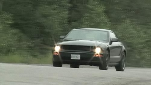 2008 Mustang Bullitt Video Review