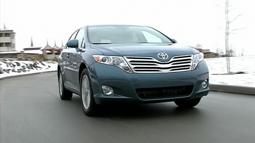 Toyota Venza 2009 : premi�res impressions Video