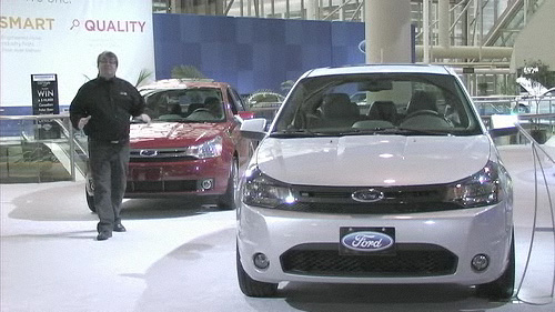 Ford MyKey, l'ami des parents Video