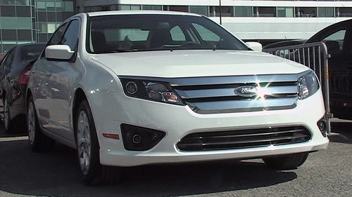 Ford Fusion 2010 : premi�res impressions Video