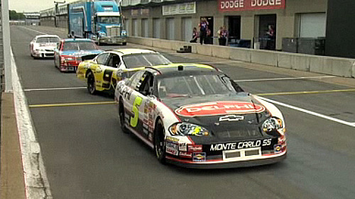 Vid�o des tours de piste en NASCAR Nationwide du Circuit Gilles-Villeneuve Video
