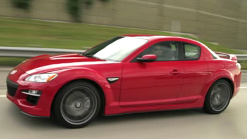 Mazda RX-8 R3 2011 : essai routier Video