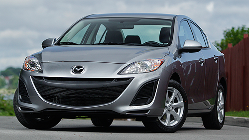 Mazda3 GX 2011 : essai routier Video