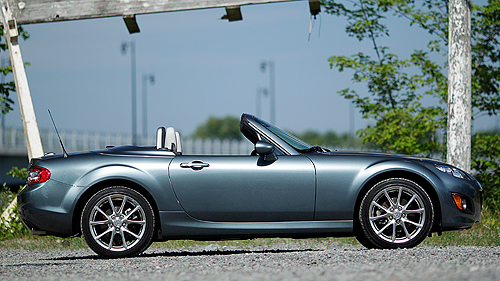 Mazda MX-5 2011 Version Sp�ciale : essai routier Video