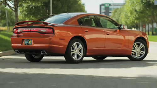 Dodge Charger R/T AWD 2011 : essai routier Video