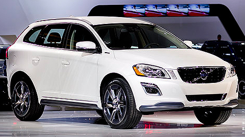 VID�O: Concept Volvo XC60 Hybride enfichable � D�troit Video