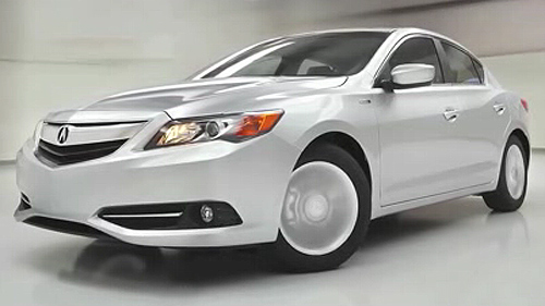 Acura ILX 2013 : aper�u Video