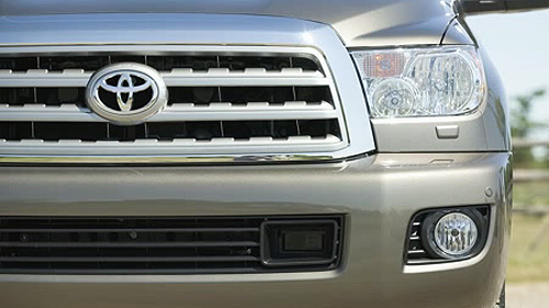 Toyota Sequoia 2012 : aper�u Video