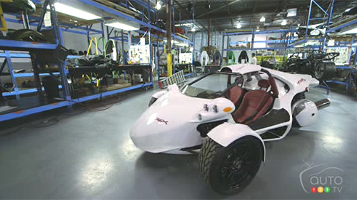 Campagna Motors T-REX 16S : premi�res impressions Video