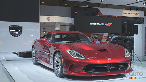Salon de Toronto - SRT Viper 2013 Video