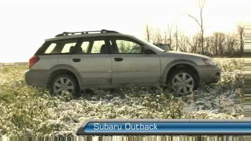 Subaru Outback 2.5i Familiale 2006 (Extrait vid�o) Video