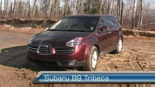 Subaru B9 Tribeca 2006 (Extrait vid�o) Video