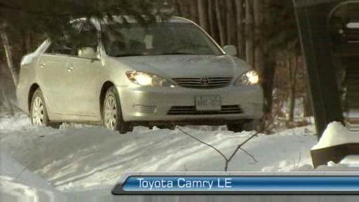 Toyota Camry LE 2006 (Extrait vid�o) Video