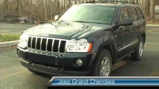 Jeep Grand Cherokee Limited 2006 (Extrait vid�o) Video
