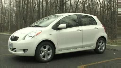 Toyota Yaris 2006 (Extrait vid�o) Video