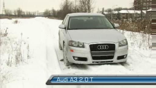 Audi A3 2.0T 2006 (Extrait vid�o) Video