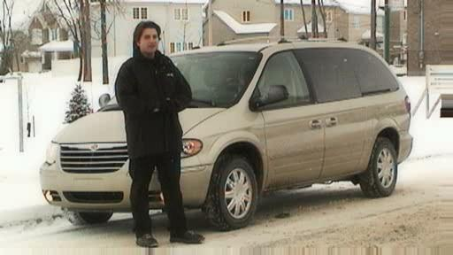 Chrysler Town & Country Limited 2006 (Extrait vid�o) Video