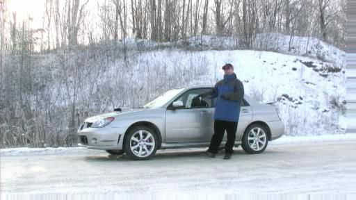 Subaru Impreza WRX 2006 (Extrait vid�o) Video