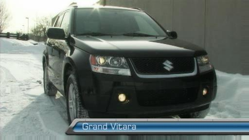Suzuki Grand Vitara 2006 (Extrait vid�o) Video