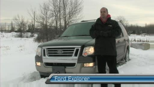 Ford Explorer 2006 (Extrait vid�o) Video