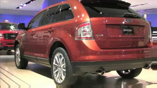 Vid�o: Ford Edge 2007 Video