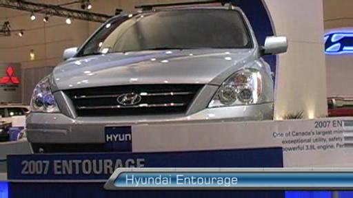 Vid�o: Hyundai Entourage 2007 Video