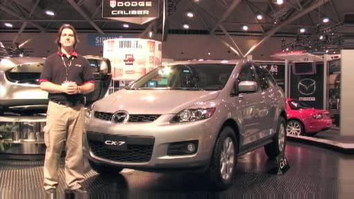 Vid�o: Mazda CX-7 2007 Video