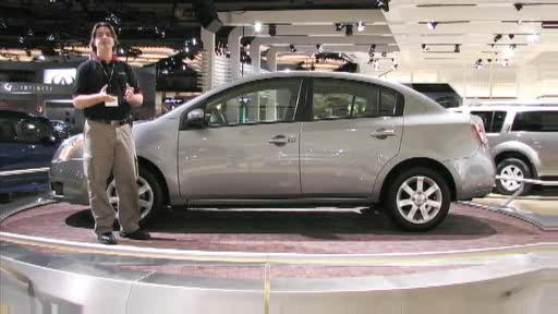 Vid�o: Nissan Sentra 2007 Video