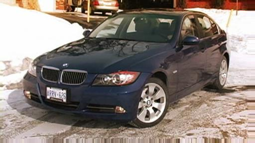 BMW 330xi 2006 (Extrait vid�o) Video