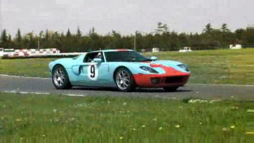 Premi�res impressions: Ford GT Video