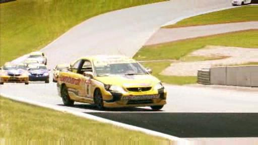 Week-end de course au Circuit Mont-Tremblant Video