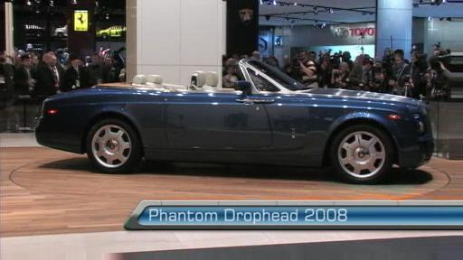 Rolls-Royce Phantom Drophead Coup� (VID�O) Video