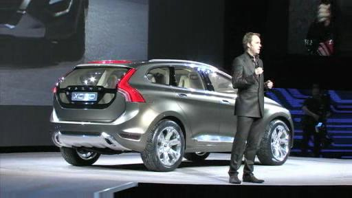 Volvo d�voile son XC60 Concept (VID�O) Video