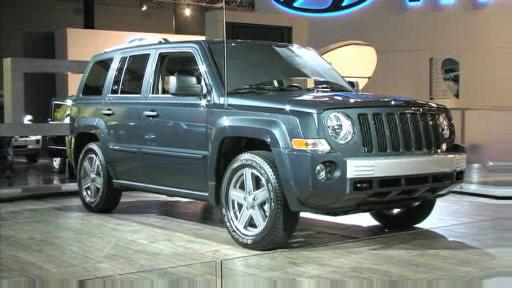 Jeep Patriot 2007 : le 4x4 le moins cher au Canada (VID�O) Video