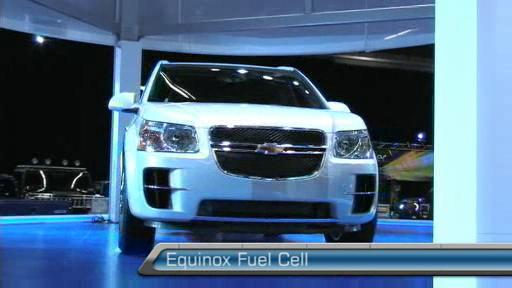 Buick Enclave 2008 et Equinox Fuel Cell au Salon de l'Auto de Montr�al (VID�O) Video