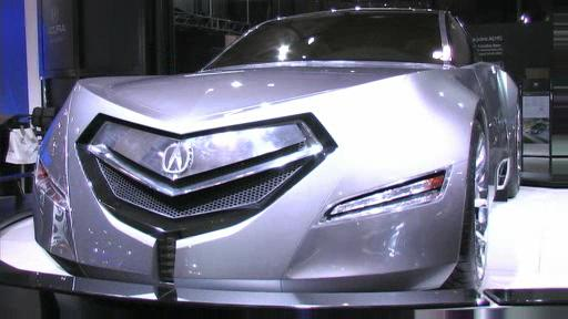 Acura prototype de berline avanc� au Salon de l'auto de Toronto (VID�O) Video