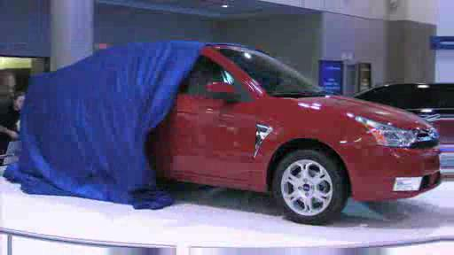 Ford Focus 2008 au Salon de l'auto de Toronto (VID�O) Video
